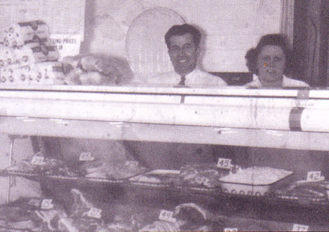 Oscar and Edith Quintal opened the original Oscar's Smokehouse in 1942